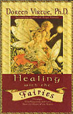 'Healing with the Fairies' a paperback book by Doreen Virtue