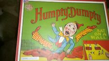 HOUSE OF MARBLES HUMPTY DUMPTY SAT ON A WALL  BOARD GAME' . FACTORY SEALED