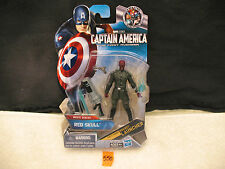 "Marvel Universe CAPTAIN AMERICA RED SKULL 3.75"" Action Figure New 2010 HASBRO"