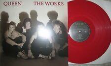 NEU Limited 180g COLOR Vinyl LP The Works - Queen Freddie Mercury
