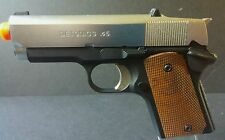 Detonics 3.8 compact 1911 green gas blowback full metal airsoft pistol gun