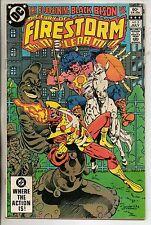 DC Comics Firestorm #2 July 1982 F+