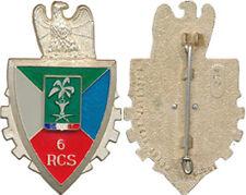 6° Régiment de Commandement et de Soutien,DAGUET,matriculé série C,Delsart 3201