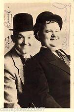 Oliver Hardy-Stan Laurel ++Autogramm++ ++Dick + Doof++5