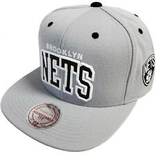 Mitchell & Ness Brooklyn Nets Riflettente Arch HWC VI15Z Berretto Da Baseball