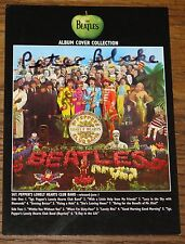 PETER BLAKE SGT PEPPERS BAND HAND SIGNED BEATLES POSTCARD UACC REGISTERED DEALER