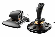Thrustmaster T.16000M FCS Hotas Flight Stick (Joystick) w/ Throttle for PC