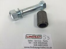Hedgecutter Heavy Duty Bolt & bushing to fit McConnel,Twose Spearhead MP2 etc