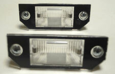 Ford c-max focus c-max focus 2003-2008 arrière number plate lights 1 set lh = rh