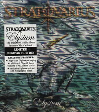 Stratovarius / Elysium (Limited Deluxe Edition) [2 CDs] (NEU!)