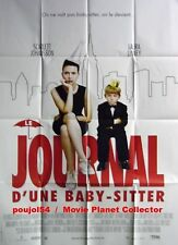 THE NANNY DIARIES - S.Johansson - 47x63 FRENCH POSTER