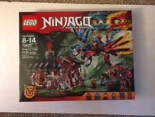 LEGO Ninjago Dragon's Forge Set 70627 Brand New Sealed