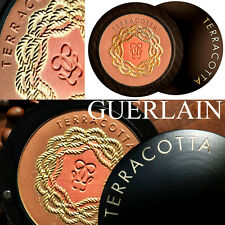 100%AUTHENTIC BEYOND RARE GUERLAIN TERRACOTTA BRONZING CONTOUR SHIMMER POWDER