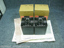 NOS Pair iHIRATA TANGO SE OPT transformer FW-20S for VT-52,300B,2A3,PX-25,KT-88