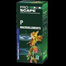 JBL ProScape P Macroelements 250ml Phosphate plant fertiliser aquatic aquarium