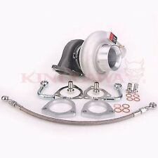 "Turbocharger Kinugawa 3"" TD06SL2 60-1 oil & Water-Cooled Triangle Inlet 8cm"