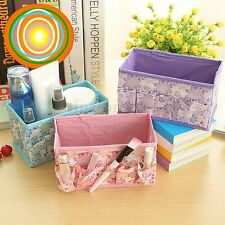 Multifunction Makeup Cosmetic Storage Box Container Case Organizer Holder