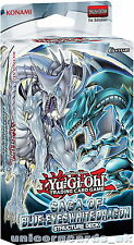 Structure Deck: Saga of Blue-Eyes White Dragon, UnLimited Edition - Sealed Box