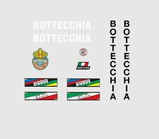 Bottecchia Bicycle Decals, Transfers, Stickers n.3