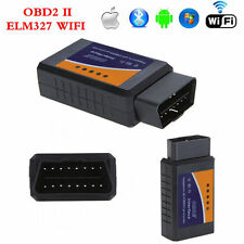 ELM327 Wifi OBDll Scanner V 1.5 Auto OBD2 Diagnostic Tool For Both Android / IOS