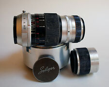 Ultra RARE 150mm F4 PC SOLIGOR 70mm 35mm PANAVISION CINE LENS FF ARRI RED GFX50s