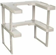 Spicy Shelf Patented Spice Rack and Stackable Organizer Size: [L2V-SS] BRAND NEW