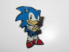SONIC THE HEDGEHOG di alta qualità locale MONDO Sydney pin badge! 1997! B