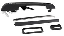 MK1 GOLF CABRIO Door Handle Front Right Black no lock, Mk1/2 Golf 81-92