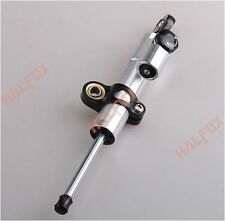 Silver Steering Damper Stabilizer For DUCATI MOSTER 1199 1098 848 999 749