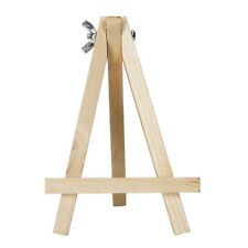 Mini Artist Wood Tripod Easel Display Stand for Drawing Sketching Painting