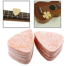 3mm Personalized Ukulele Musical Accessories Felt Plectrums Hard Picks