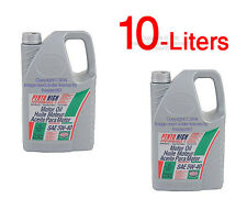 10 Liters Pack PENTO HIGH PERFORMANCE II 5w40 Synthetic Engine Motor Oil for BMW