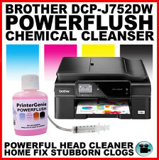 Brother DCP-J752DW Printhead Unblocking Kit - Head Cleaner & Nozzle Cleanser