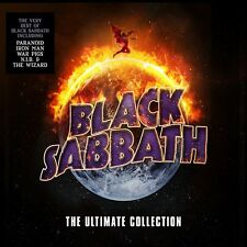 BLACK SABBATH THE ULTIMATE COLLECTION CD (PRE-ORDER for RELEASE 28 OCTOBER 2016)