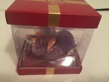 Disney Store Holiday Subscription Figment Ear Hat Ornament New with box