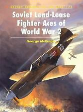 Soviet Lend-Lease Fighter Aces of World War 2 (Osprey) (Russian P-40, P-39)