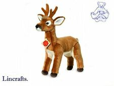 Roebuck  Plush Soft Toy Deer by Teddy Hermann Collection. 90838