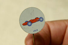 "VINTAGE ""ALTER RENNWAGEN LOLA  PIN"" PIN ANSTECKNADEL BADGE BUTTON"