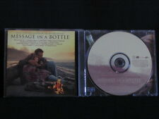 Message In A Bottle. Film Soundtrack. Compact Disc. 1999. Made In Australia
