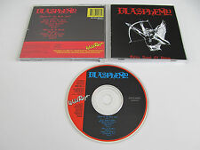 BLASPHEMY Fallen Angel of Doom CD 1990 MEGA RARE ORIGINAL 1st PRESS WILD RAGS!!!