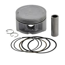 Piston Kit With Rings Clip Set For Yamaha YP250 0.5mm Cylinder Bore Size 69.5mm