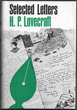 Arkham House- Selected Letters III by HPLovecraft (1971) 1st ed. HC/dj  *NEW*