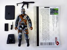 GI JOE FIREFLY Action Figure Cobra Strike Team COMPLETE w/FILE CARD C9+ v11 2004