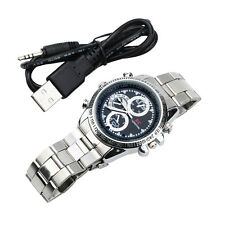 16GB Spy HD Video Wrist Watch Camera 1280*960 Hidden DV DVR Waterproof Camcorder