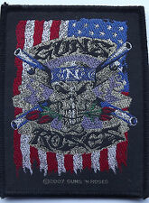 GUNS N ROSES Woven Sew On Patch Official 2007