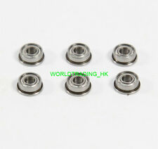 SHS 7mm Steel Oil-retaining Bearing Ball Bushing For AEG Airsoft Gearbox