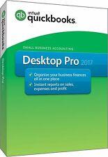 Intuit Quickbooks Desktop Pro 2017 Download -FREE 30 min Installation Assistance