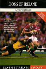 The Lions of Ireland by David Walmsley, 2001 RUGBY PAPERBACK