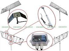 1KW Solar Tracking System Single Axis Complete Kit Sunlight Track- Solar Tracker