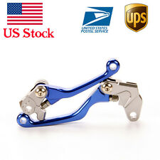 CNC Pivot Dirt Bike Brake Clutch Levers For YAMAHA YZ80/85 (2001-2014) off road